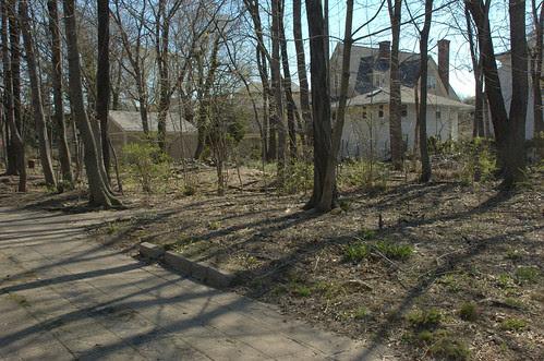 Future home of the Flatbush Community Garden