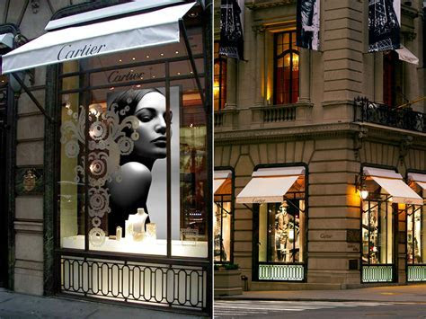 Cartier   Jewelry, Retail Store Consulting, Environments