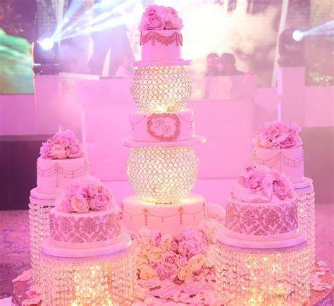 London's Luxury Wedding Cake Supplier   Asian Wedding