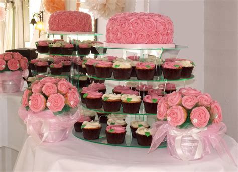 Cupcake Bouquets For Weddings