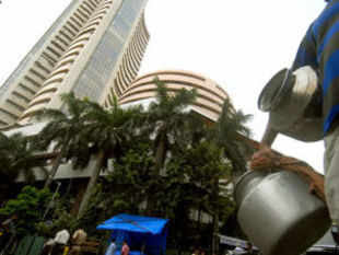 Foreign investors have raised their shareholding in BSE 500 stocks to the highest level in the last five years during the quarter ended March 31.