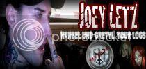 Joey Letz, Hanzel Und Gretyl Tour Logs