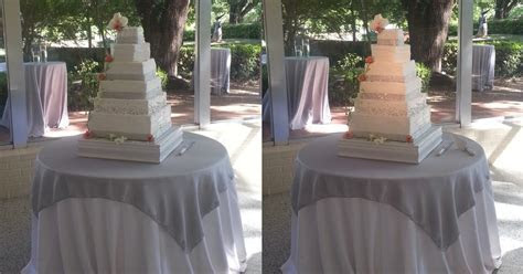 DALLAS LIGHT AND SOUND: Lighted Wedding Cakes Look Tastier