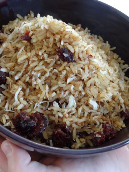 Brown Rice For Breakfast - Our Sweet Version (Healthy ...