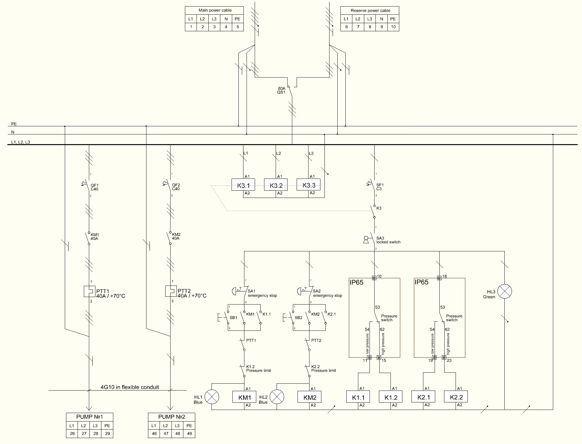 motor control wiring diagrams image 10