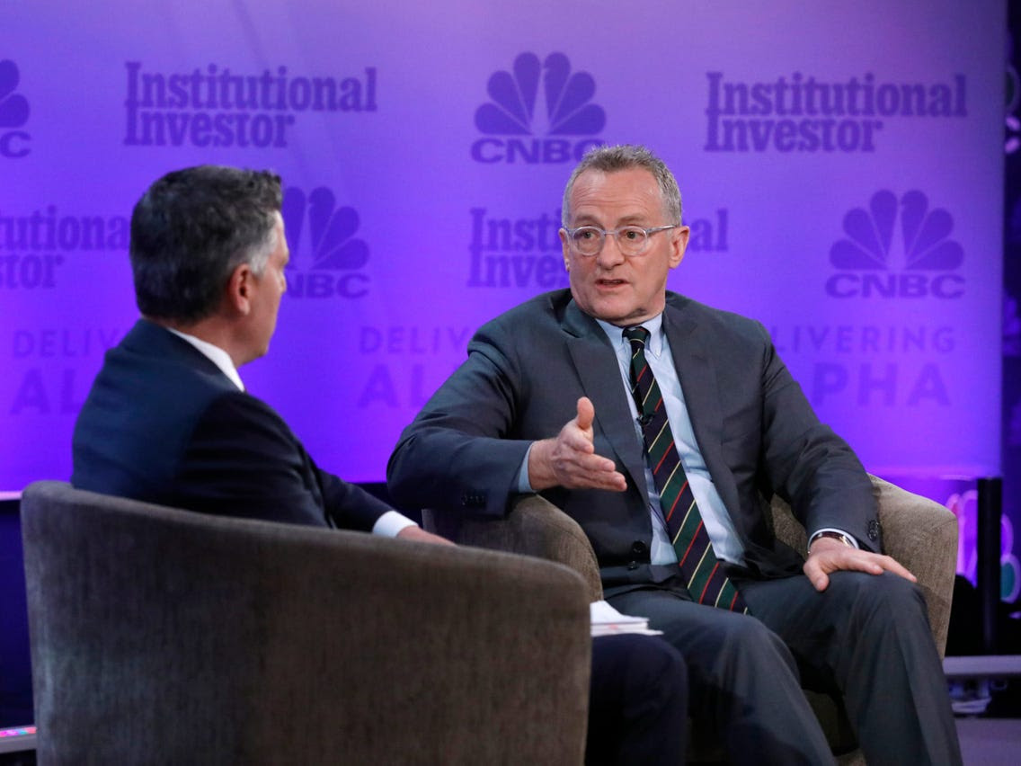 Oaktree's Howard Marks Warns on Stock-Market Euphoria and Herding Bias