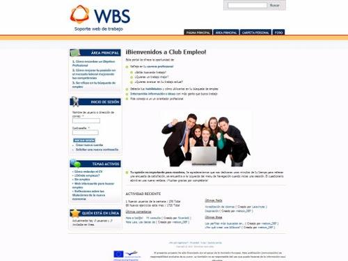 La web del programa
