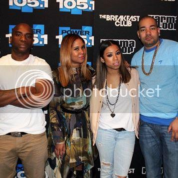 Keyshia Cole addresses Beyoncé backlash on 'The Breakfast Club'...