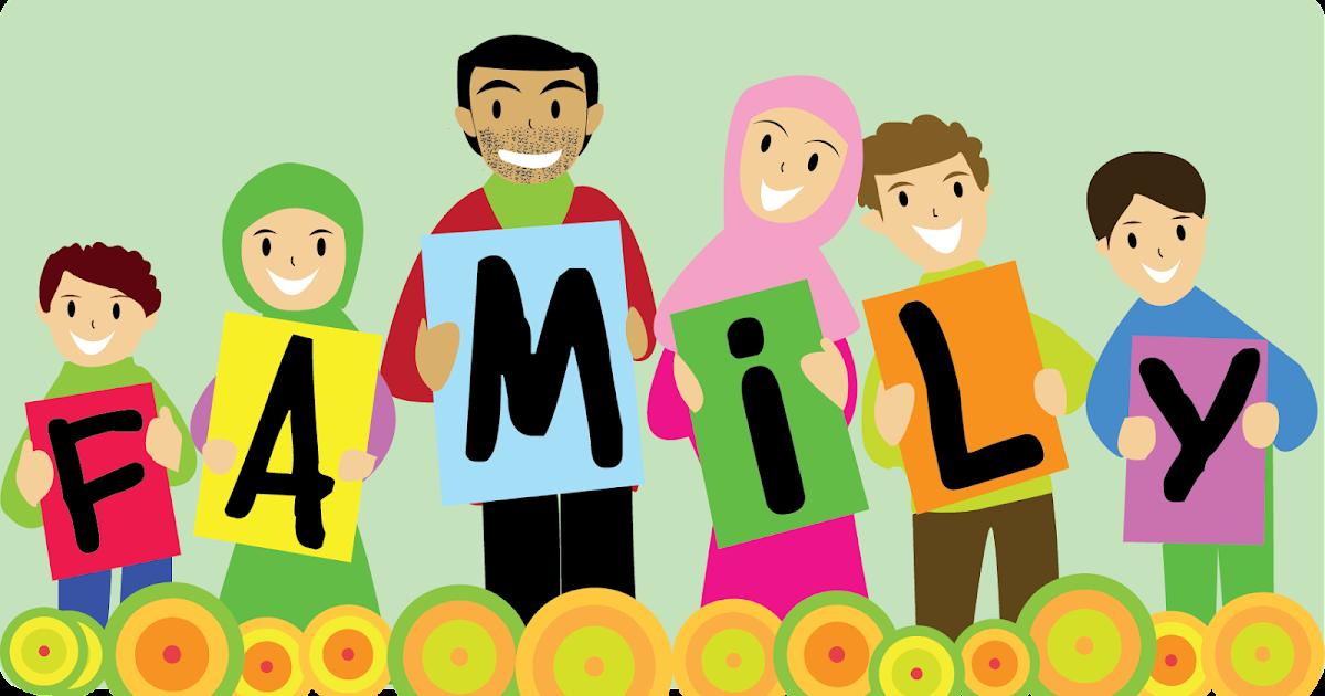 Contoh Gambar Kartun Ibu Dan Anak - Inventors Day