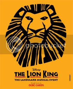 The Lion King (Base Entertainment Singapore)
