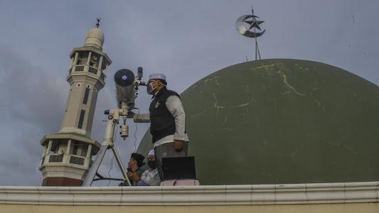 Hasil Sidang Isbat Hari Ini: Jadwal 1 Ramadhan 2021 pada 13 April - Tirto.ID
