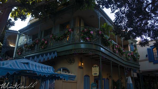 Disneyland Resort, Disneyland, New Orleans Square, Christmas Time