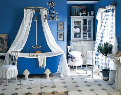 67 Cool Blue Bathroom Design Ideas | DigsDigs