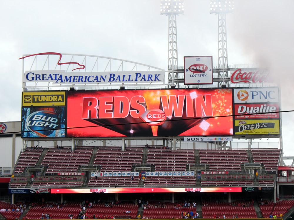 CWB Reds Baseball