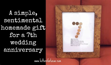 7 Years & Counting A Great Gift Idea