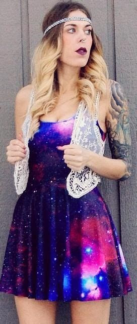 17 Best ideas about Galaxy Outfit on Pinterest   Galaxy