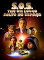 S.O.S. tem um louco solto no espaço | filmes-netflix.blogspot.com