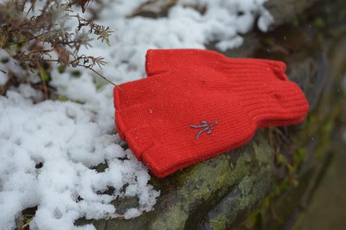 Ibex Knitty Gritty Fingerless Gloves