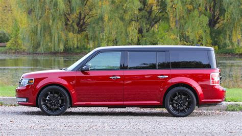 ford flex review minivan  cool dads