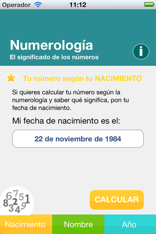 Numerología Para Iphone Ipad Y Android