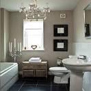 Chic Bathroom Accessories: Dazzling Bathroom Chic Modern, Showy ...