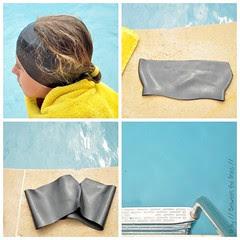 DIY Swimming Ear-Band