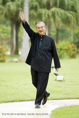 Abdullah Ahmad Badawi - 5th Prime Minister of Malaysia by srsstudio