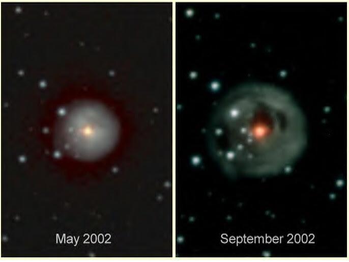 V838 Monocerotis o Nibiru?