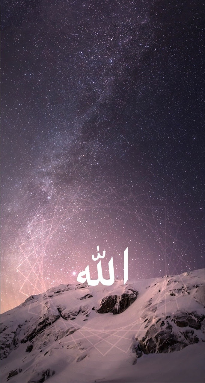 ﷽ Islam - Some Islamic iPhone backgrounds I made