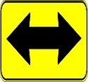 方向を示す攻略矢印