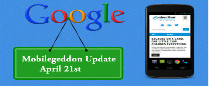 Seo interview question answers - Mobilegeddon update