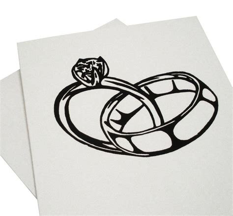 ring clipart intertwined pencil   color ring