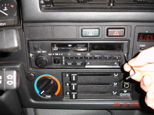 Youan  Bmw E30 Radio Head Unit