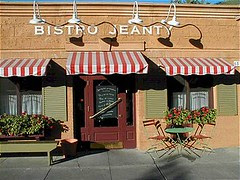 Bistro Jeanty - Restaurant Front