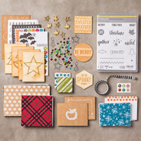 Project Life Seasonal Snapshot Photopolymer Bundle by Stampin' Up!
