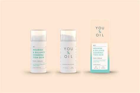 YOU & OIL Natural Cosmetics on Packaging of the World