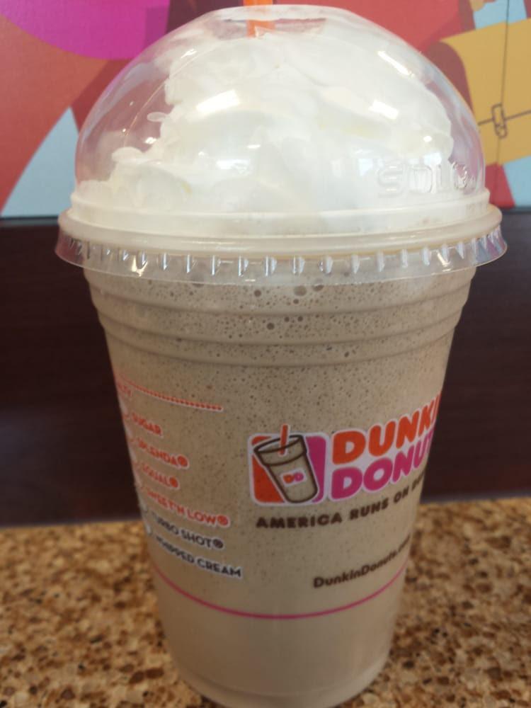 Dunkin Donuts Has A Secret Drink Menu