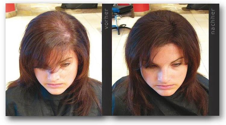 Frisur Für Lichtes Haar Frau Frisur