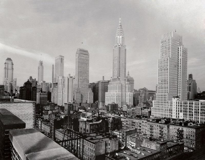 Fotos marcantes mostram a cidade de Nova Iorque ontem e hoje 13