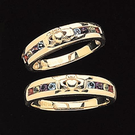 Great wedding bands for gay couples with Irish heritage