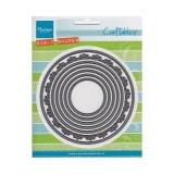 Wykrojnik Craftables- Basic- okrągłe