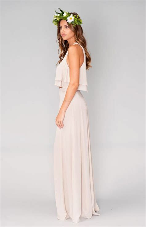 Show Me Your Mumu Fall 2015 bridesmaid dresses   100 Layer