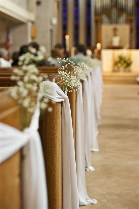 25  best ideas about Pew markers on Pinterest   Wedding