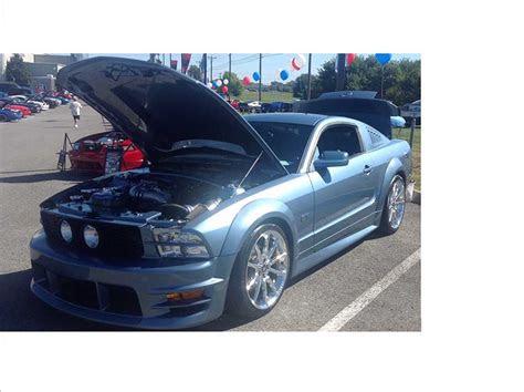 gen windveil blue  ford mustang gt premium