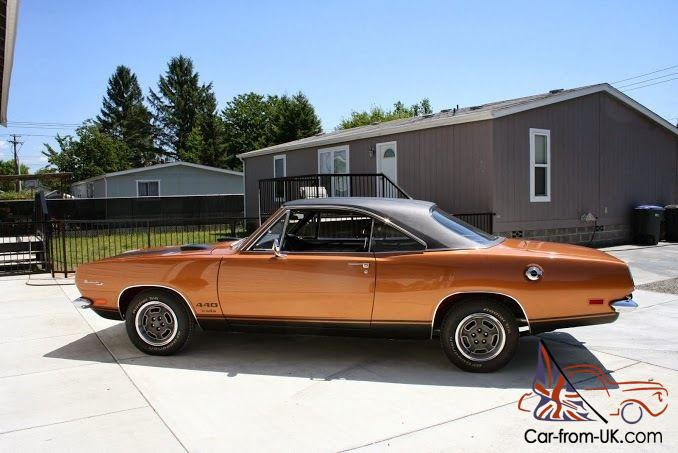 69 Barracuda 440 M-Code Coupe for sale