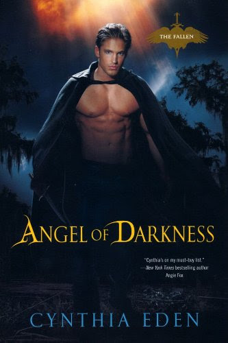 Angel of Darkness (The Falled) by Cynthia Eden