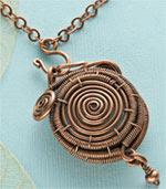 Spiral-Locket Tutorial by Mary Tucker