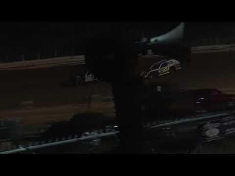 Jackson County Speedway | 7/30/21 | Modifieds | Heat 1