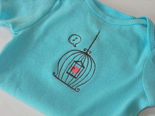scrolly birdcage