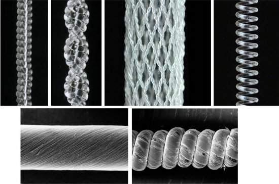 Músculos artificiais superfortes feitos com linha de anzol